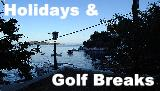 Holidays & Golf Breaks