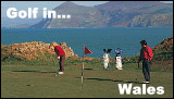 Golf in Wales