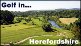 Golf in Herefordshire