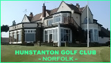 Hunstanton Golf Club, Norfolk