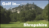Golf in Shropshire