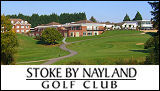 Stoke By Nayland Golf Club, Suffolk