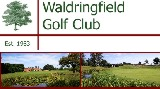 Waldringfield Golf Club, Suffolk