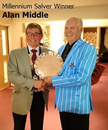 Seckford Alan wins the Millennium Salver