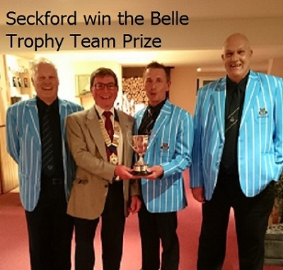 Team Winners Seckford